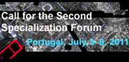 Call for the Second Specialization Forum