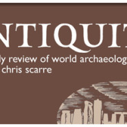 The discovery of the school of gladiators at Carnuntum, Austria
