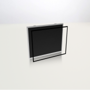 Openframe Screen, Mediabildschirm, Touchscreen @ 7reasons